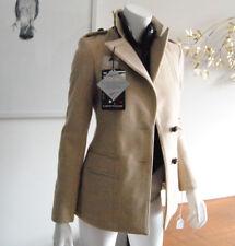 Freed Winkler Canada Wool Parka Jacket Women's XS Beige Duck Down Vest