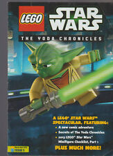 Lego Star Wars Yoda Chronicles Issue 1 March 2013