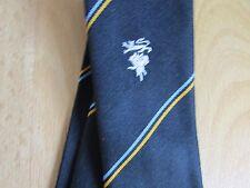 Vintage Ken TAYLOR 1968 Yorkshire & England Testimonial CRICKET Tie