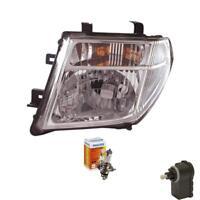 Scheinwerfer rechts für Nissan Navara Pathfinder D40 R51 05-10 Philips H4+Motor
