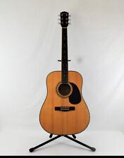 Fender Starcaster Acoustic Guitar Model 0910104125 with Gig Bag (0817)