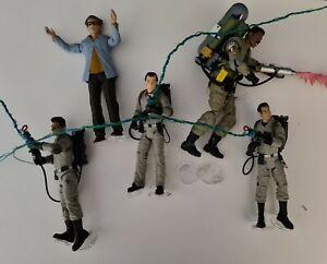 """5 x Ghostbusters Classics 6"""" Action Figures Joblot Bundle"""
