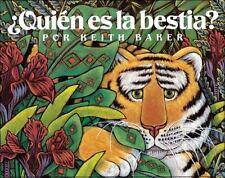 Quien es la bestia? (Spanish Edition)
