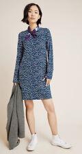 NEW Marimekko Huokaus Tahtiniitty Jersey Floral Dress Size Small