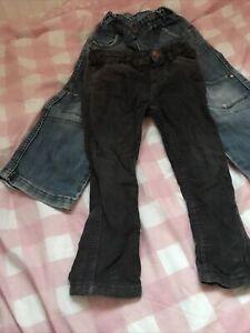 boys next trousers Jeans 2-3 years Play Wear Bundle