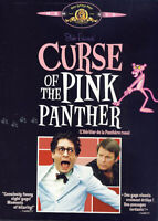 CURSE OF THE PINK PANTHER (MGM)(BILINGUAL) (BLACK COVER) (DVD)