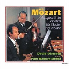 David Oistrakh Mozart Violin Sonatas eurodisc 2 SACD Hybrid TOWER RECORDS 2017