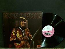 JOHN SURMAN  John Surman  LP   Avant Garde Jazz     NEAR-MINT!