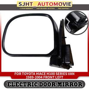 Manual Door Mirror for Toyota Hiace H100 Series Van 1989-2004  Front Left side