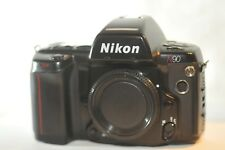 Nikon N90 MS-8 F-90 in Europe 35mm film SLR Student camera tested working