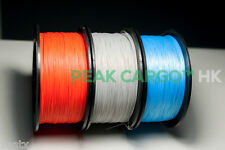 3-PK 30 AWG Appliance Wrapping Wire 1000Ft Silver-Plated Copper Wrap Reel Kynar