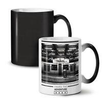 Travel Adventure NEW Colour Changing Tea Coffee Mug 11 oz   Wellcoda