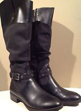 NIB Circus Knee High Boots by Sam Edelman Paxton Black Size 9 1/2 M