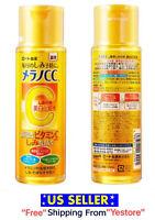 Rohto Mentholatum MELANO CC Stain Freckles Acne Japan Whiten Toner Lotion 170mL