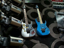 Ibanez RG770DX Reissue 2008 Laser Blue Guitar