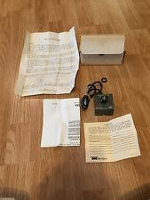 Ten Tec 3001 Mobile Matcher For Ham Radio In Box With Instructions