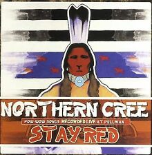 Northern Cree-Stay Red  CD NEW