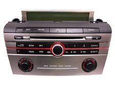 06 07 08 MAZDA 3 Radio Stereo 6 CD Changer Player BOSE Trip Display BR9K-66-ARX