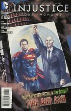 Injustice Gods Among Us #8 Comic Book 2013 - DC