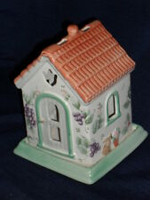 PFALTZGRAFF 2 piece CANDLE HOLDER Country  HOUSE