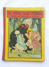 BD - Les petites filles modèles La comtesse de Segur / EO 1937 / GORDINNE