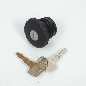 Stopfen Tank Diebstahschutzsystem Schlüssel Drücken Ø30mm Moped Peugeot
