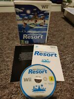 Wii Sports Resort - Nintendo Wii Family Game - PAL - With Manual - FREE P&P!