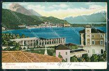 Brescia Maderno STRAPPINO cartolina QK7081