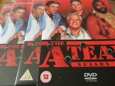 The A-Team: Season 1 -George Peppard, Mr. T,1980s action series