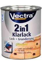 Vectra 4932 2in1 Klarlack Lack + Grundierung Farblos Glänzend 375ml