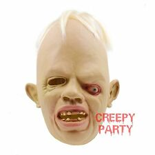 Horror Adult Goonies Sloth Latex Halloween Costumes Mask Party Cosplay Prop