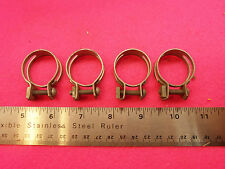 NOS 1930-1960 Chevy Dodge Ford Olds Cadillac Plymouth Buick Hot Rod Hose Clamps