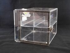 Mitchell Acrylic Desiccator Cabinet Dry Box With Removable Shelf 7 14 X 8 X 10