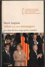 AFERS (NO TAN) ESTRANGERS - MARTI ANGLADA - EN CATALAN