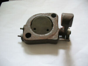 1955 1956 1957 1959 Y block Ford Tbird exhaust heat riser valve With crack  2300