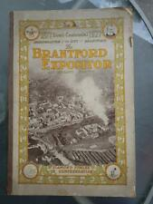 1877-1927 City Of Brantford Semi-Centennial Anniversary Expositor Number