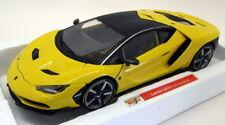 Maisto 1/18 Scale Diecast Model Car 38136 - Lamborghini Centenario - Yellow