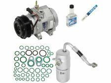 A/C Compressor Kit For 07-08 Ford Lincoln F150 Mark LT 5.4L V8 VIN: 5 MFI DX79K7