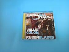 Fania All Stars with Willie Colon & Ruben Blades - Musik CD