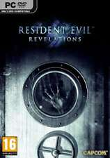 Resident Evil Revelations - PC DVD - Horror -New & Sealed