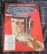 Practical Television Magazine - April 1960