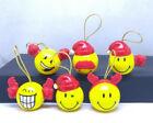 Zaini Minifigures - Smiley World - Christmas Ornament Series - Complete set of 6