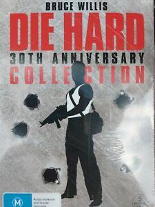 Die Hard 1-5 - 30th Anniversary Collection DVD