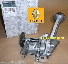 Genuine Renault Oil Pump Clio Megane Kangoo Scenic 1.5 1.4 1.6 16V Dacia Logan