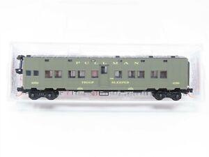 N Micro-Trains MTL 11600011 US Office of Defense Transportation 50' Sleeper Car