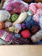 Random Lot Of Yarn