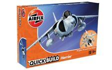 Airfix Harrier J6009, Flugzeugmodell Quick Build Steckbausatz