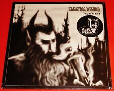 Electric Wizard: Dopethrone 2 LP Purple Sparkle Color Vinyl Record Set 2021 NEW