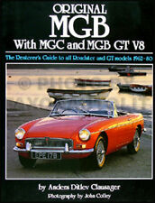 1977 MGB OCTAGONAL SALES BROCHURE 77 MG CATALOG