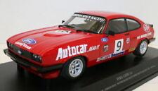 Modellini statici auto sportive da corsa Rally scala 1:18 per Ford